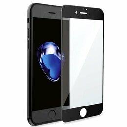 Защитные пленки и стекла - Стекло защитное для Iphone 9D, 0