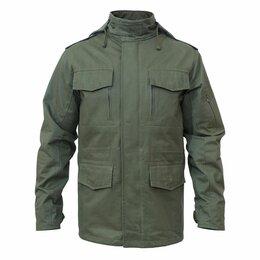 Куртки - Куртка Милитари М65. Олива, 0