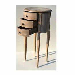 Комоды - Комод декоративный с ящиками marcel & chateau H837 (D68), 0