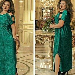 Платья - Вечернее платье большого размера р-ры 54-64, 0