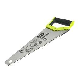 Пилы, ножовки, лобзики - Ножовка по дереву ON 03-01-840, двусторонняя заточка, закаленный зуб 8 мм, 40..., 0