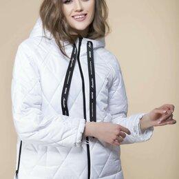 Одежда и обувь - Куртка 9-2129 Стиль Романовича белая Модель: 9-2129, 0