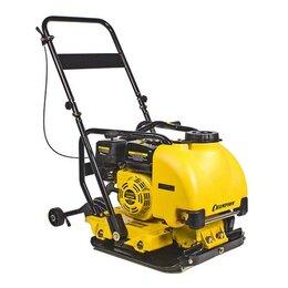 Вибротрамбовочное оборудование - Виброплита бензиновая Champion PC9750FT (вес 97 кг.), 0