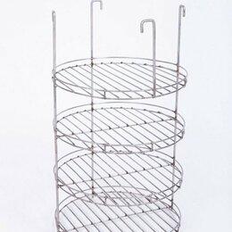 Решетки - Решетка 4-хярусная с доп. кольцом Д30, 0