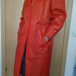 Пальто - Пальто демисезонное из лаке р 46 рост 170 СССР, 0