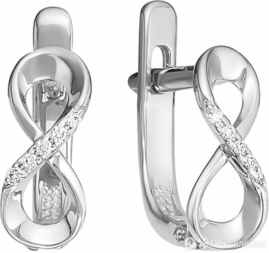 Серьги Vesna jewelry 2507-251-00-00 по цене 11710₽ - Серьги, фото 0