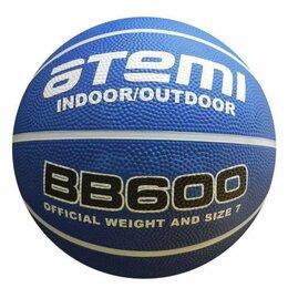 Мячи - Баскетбольный мяч ATEMI BB600, 0