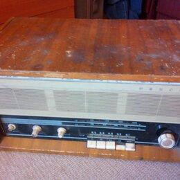 Радиоприемники - Радиола соната 1963, 0