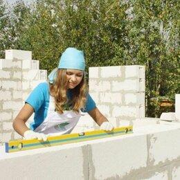 Архитектура, строительство и ремонт - Кладка блока, кладка кирпича , 0