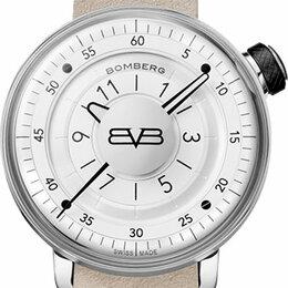Карманные часы - Карманные часы Bomberg CT43H3SS.02-1.9, 0