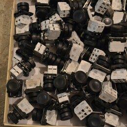 Электрические щиты и комплектующие - Электрические кнопки , 0