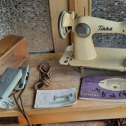 Швейные машины - Швейная машина  Tirra, 0