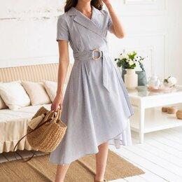 Платья - Платье floryday в полоску, 0