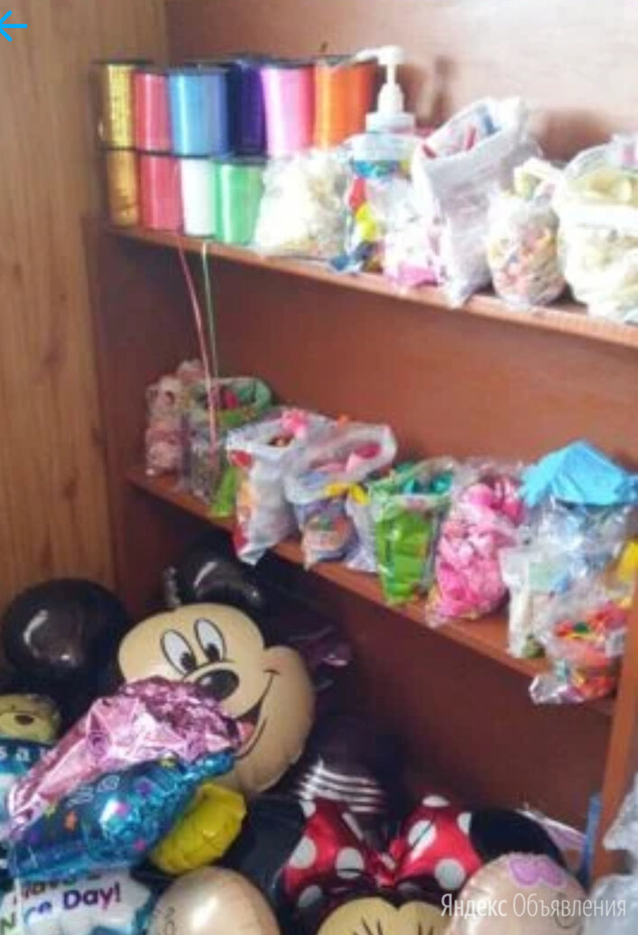 Шары (латексные и фольгированные) по цене 15000₽ - Воздушные шары, фото 0