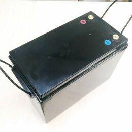 Аккумуляторы и комплектующие - Аккумуляторная батарея 12В 180Ач (LiFePO4, 4S2P, LF-12180), 0