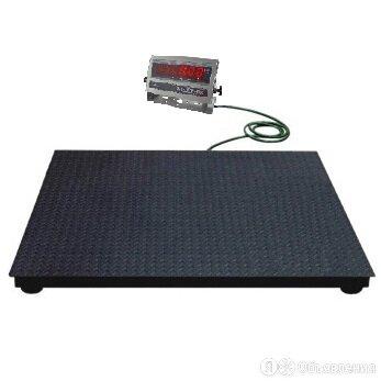 Весы платформенные EB4-2000 (WI-2RS, 1200х1200) по цене 44640₽ - Прочая техника, фото 0