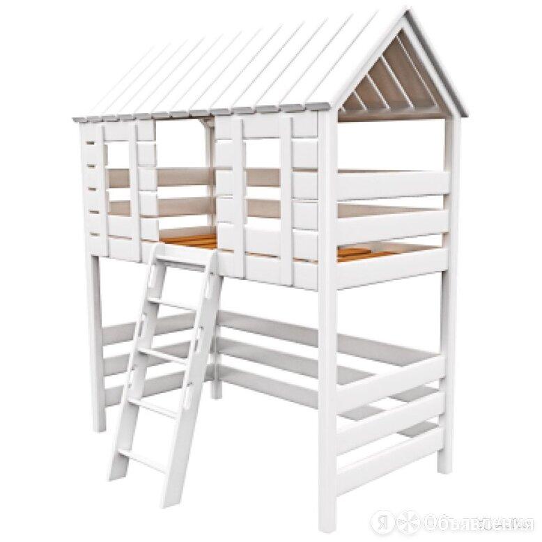 Детская кровать - чердак по цене 39990₽ - Кроватки, фото 0