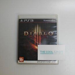 Игры для приставок и ПК - Игра Diablo 3 для Playstation 3, 0