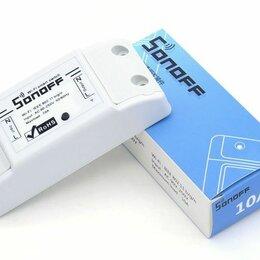 Системы Умный дом - Wi-fi реле Sonoff, 0