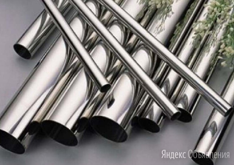 Труба нержавеющая 35х4 мм 40Х13 ГОСТ 9941-81 по цене 108688₽ - Металлопрокат, фото 0