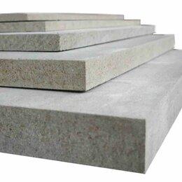 Древесно-плитные материалы - ЦСП 12мм 3,200х1,250, 0