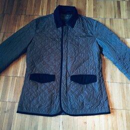 Куртки - Куртка стёганая мужская 52/54, 0