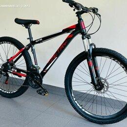 Велосипеды - Велосипед на алюминиевой раме, 0