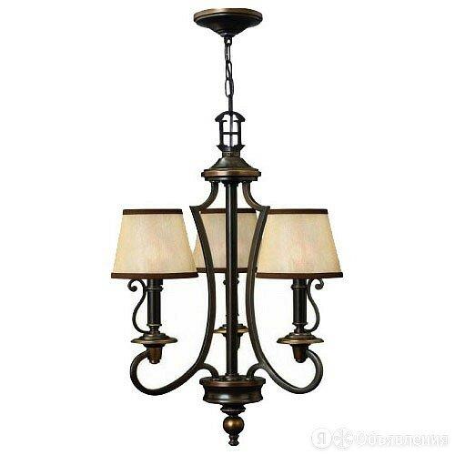 Подвесная люстра Hinkley HK/PLYMOUTH3 по цене 44880₽ - Люстры и потолочные светильники, фото 0