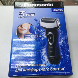 Электробритвы мужские - Электробритва Panasonic ES-6002, 0