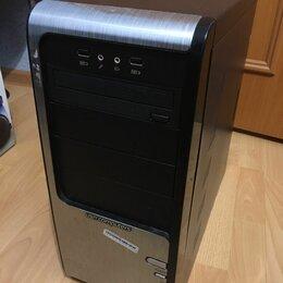 Настольные компьютеры - Core i5 650/ ASRock h55m-le/ 4Гб/ 250Гб/ 420W, 0
