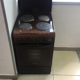 Плиты и варочные панели - Электрическая плита Gefest, 0