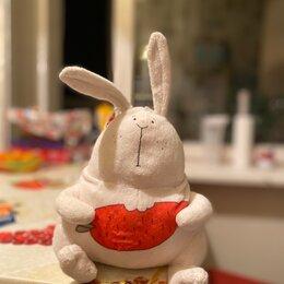 Мягкие игрушки - Игрушка кролик, 0