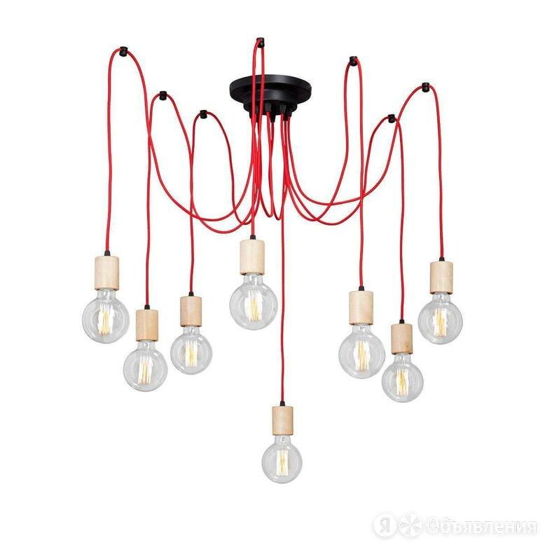 Подвесная люстра Vitaluce V4549-4/8PL по цене 9720₽ - Люстры и потолочные светильники, фото 0