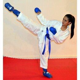 Аксессуары и принадлежности - Кимоно для карате KAMIKAZE K-One-WKF рост 175 см, 0