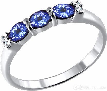 Кольцо SOKOLOV 6014086_s_18 по цене 15200₽ - Комплекты, фото 0