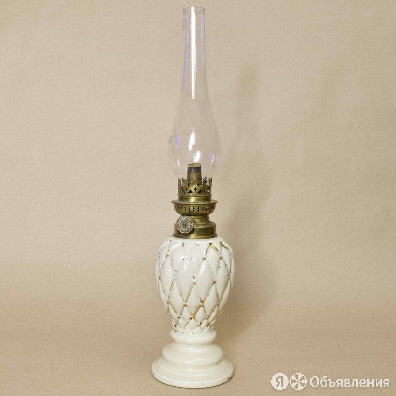 Антикварная керосиновая лампа Bec Rond Parisien J.R. по цене 6900₽ - Настольные лампы и светильники, фото 0
