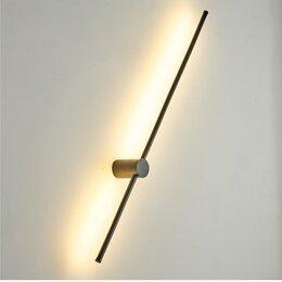 Бра и настенные светильники - Линейный настенный светильник, 0