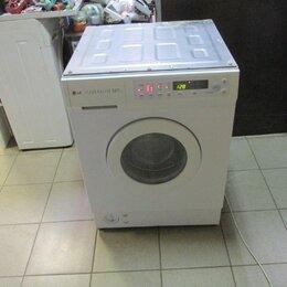 Стиральные машины - Стиральная машина Lg WD-1020W загрузка 7,2 кг, 0