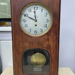 "Часы настенные - Часы ""2-й Часовой завод"", 0"
