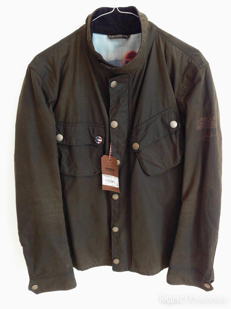куртка Barbour Steve McQueen Wax Jacket по цене 25000₽ - Куртки, фото 0