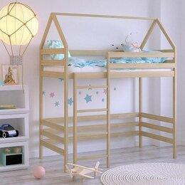 Кровати - Детская кровать чердак , 0