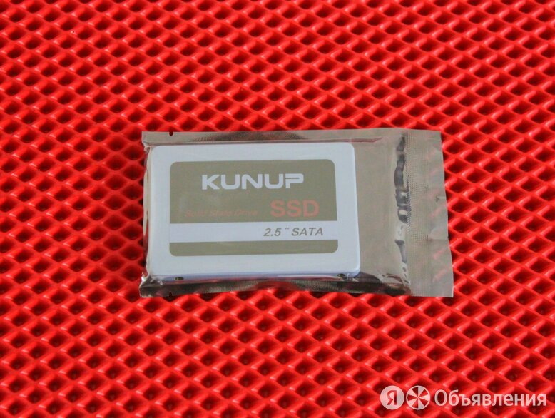 SSD диск для ноутбука 240Gb Kunup K168-240 по цене 2500₽ - Жёсткие диски и SSD, фото 0