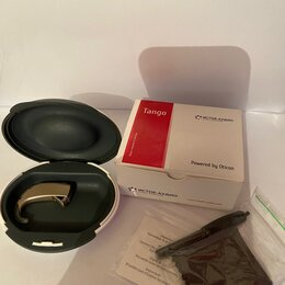 Устройства, приборы и аксессуары для здоровья - Слуховой аппарат исток-аудио багира sp, 0
