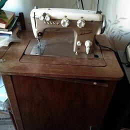 Швейные машины - Швейная машина с ножным приводом Kexler, 0