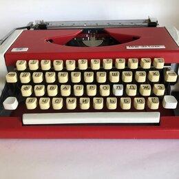 Техника - Печатная машинка tbm de luxe, 0