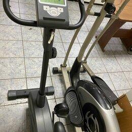 Велотренажеры - Вертикальный велотренажер Torneo Riva B-252 б/у, 0
