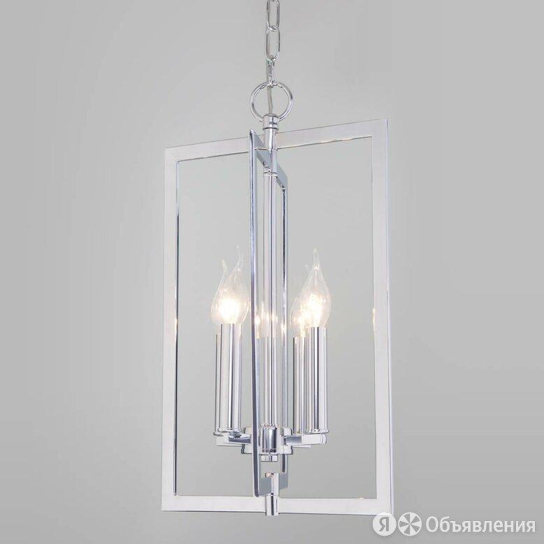 Подвесная люстра Bogates Hudson 327/4 по цене 19400₽ - Люстры и потолочные светильники, фото 0