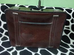 Чемоданы - Винтажный чемодан СССР.Доставка, 0