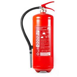 Противопожарное оборудование и комплектующие - Огнетушитель МИГ ОВП-10з, 0