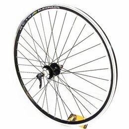 Обода и велосипедные колёса в сборе - Колесо 26 заднее под диск, 0